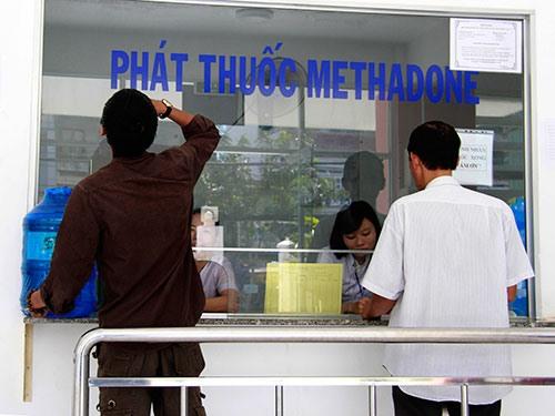 800,000 addicts need Methadone
