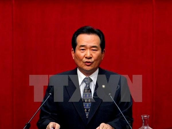 RoK National Assembly Speaker visits Viet Nam