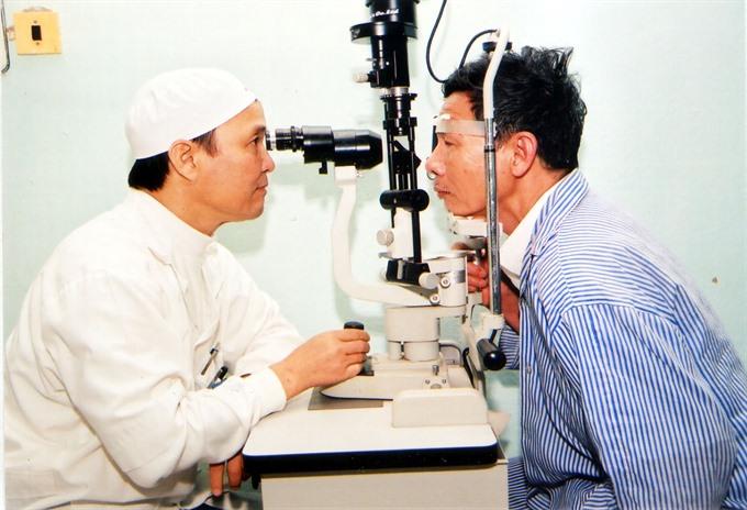 Risk of diabetic eye diseases rising: experts