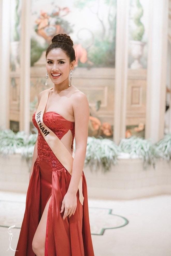VN among top 20 at Miss Grand International