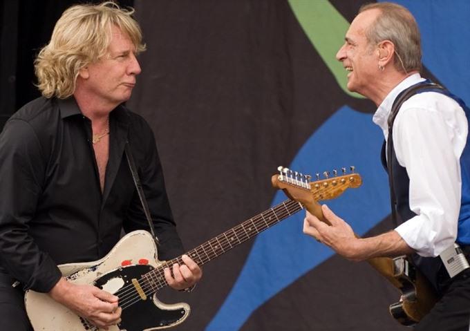 Tributes paid to Status Quo's 'ultimate rocker' Parfitt