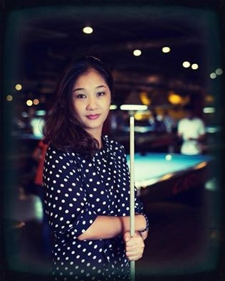 Lệ represents Việt Nam at 9-Ball World Championship