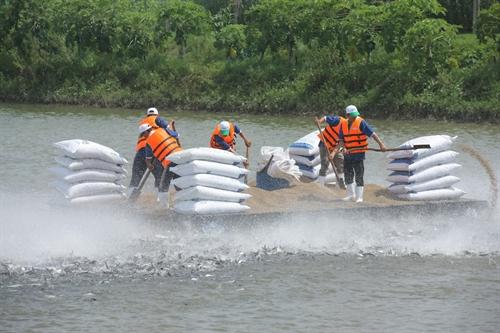 Вьетнам наращивает экспорт пангасиуса в Китай