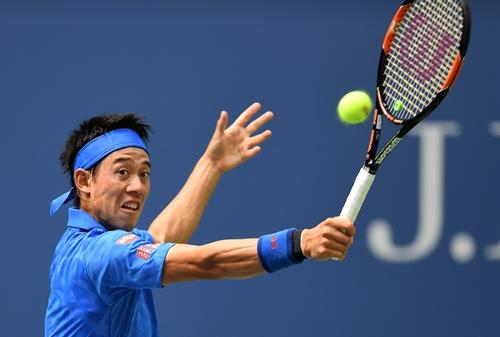 Brilliant Nishikori stuns Murray to reach US Open semi-finals