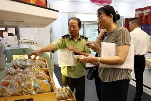 Homemade cakes raise regulation queries