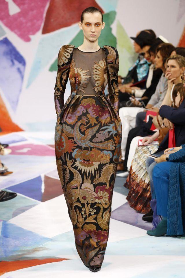 Schiaparelli rises from fashion death to Paris haute couture