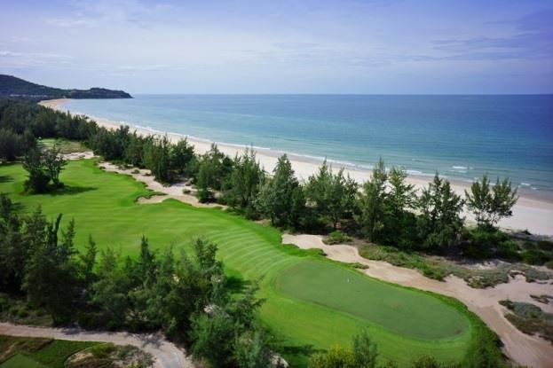 VN's Laguna golf course to host its first Faldo Series Asia Grand Final