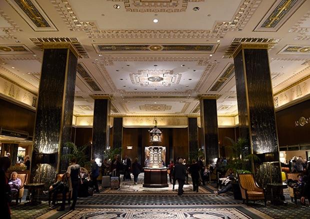 Waldorf Astoria, legendary New York hotel, closes for facelift