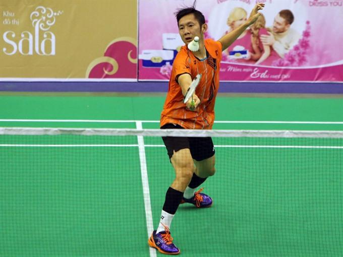 Minh, Trang reach quarter-finals at Hanoi Challenge event