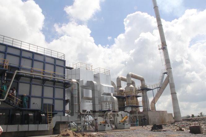 Delta struggles with urban waste treatment