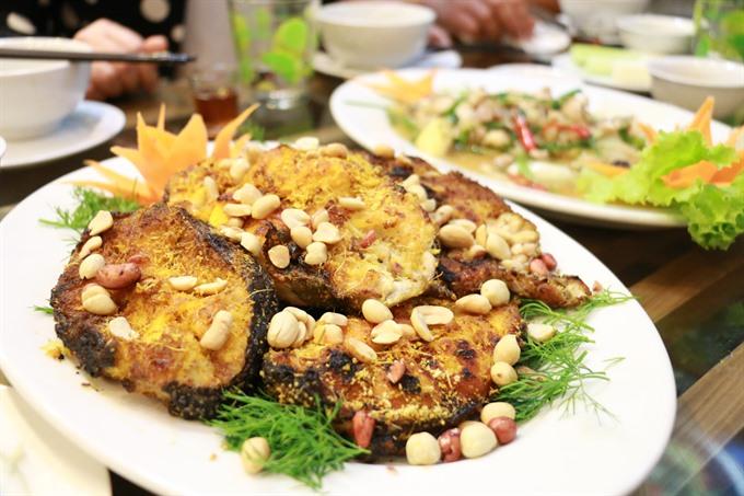 Exploring Phu Tho's lăng fish specialty