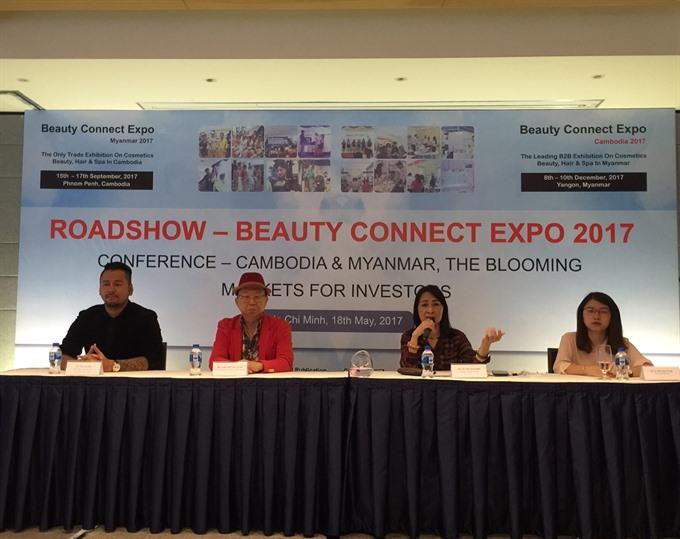 VN beauty industry targets Cambodia, Myanmar