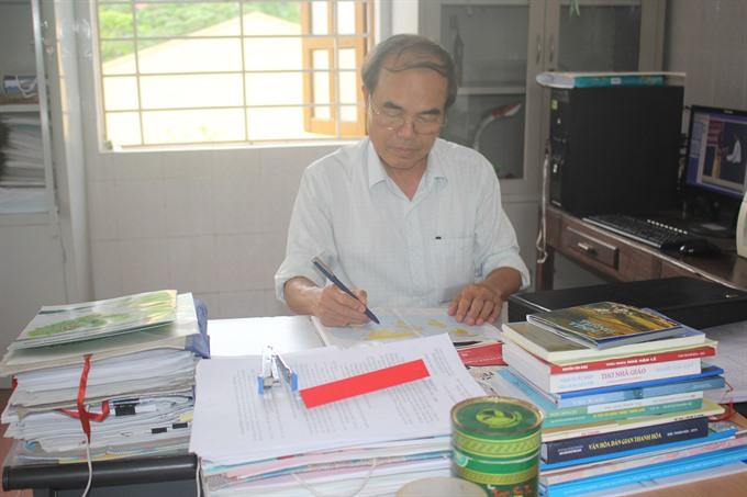 Former teacher still is a lifelong mentor