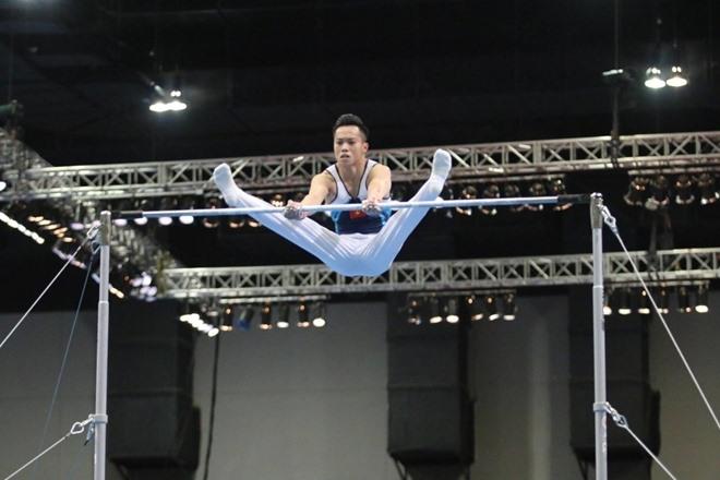 Thành, Tùng help exceed gymnastics' gold medal target
