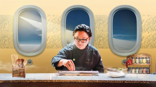 Vietnamese-Australian chef named Vietnam Airlines' food ambassador