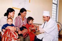 Project promises better early life care for ethnic children