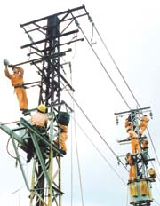 Government approves new electricity project