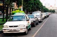 Short of parking lots, City's traffic jams
