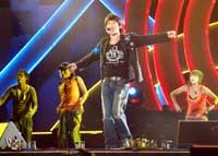 Fans snatch up pricey tickets to catch Korean pop star Rain in City