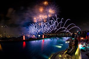Enjoy Fireworks Festival at Novotel Danang Premier