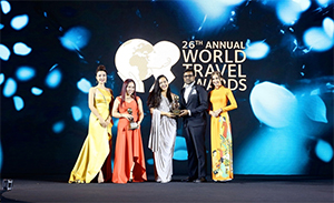 DOUBLE CELEBRATION FOR SALINDA RESORT PHU QUOC ISLAND AT WTA 2019