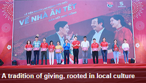 https://vietnamnews.vn/brand-info/571394/a-tradition-of-giving-rooted-in-local-culture.html