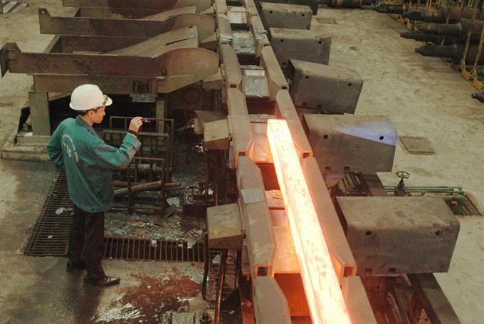 Steel firms revenue positive