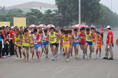 Cần Thơ to host Tiền Phong marathon