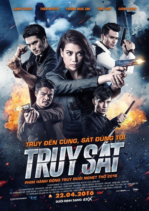 Concert to promote VN action movie Truy Sát