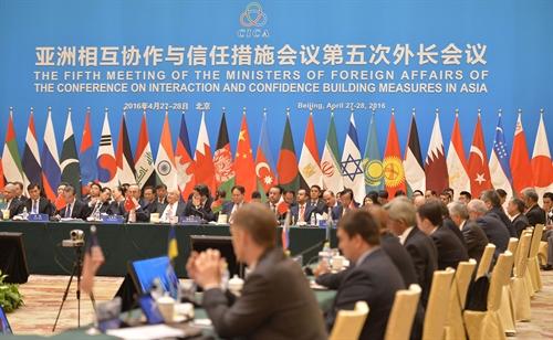 Việt Nam calls for constructive dialogue to build confidence