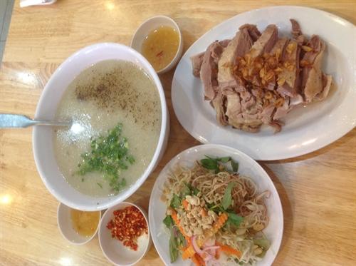 Cháo Vịt Thanh Đa: hot and happening duck