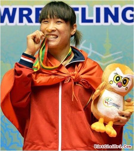 Rio 2016 Olympics Athlete Bio - Nguyễn Thị Lụa