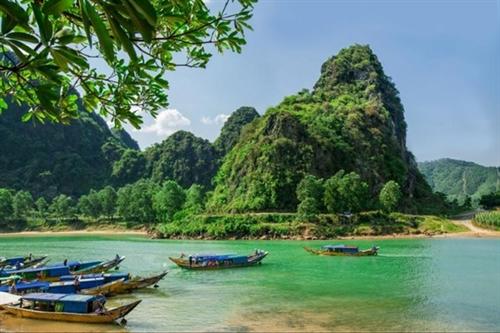Water sport complex opens in Quảng Bình