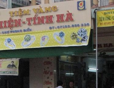 Mekong Delta gang arrested for series of gold shop burglaries