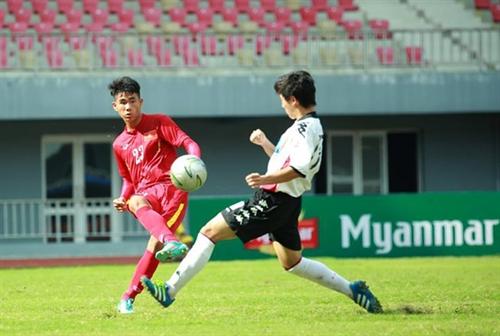 Việt Nam win Myanmar friendly tourney for U19s
