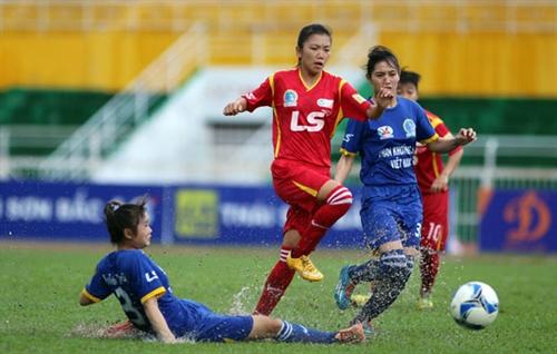 HCM City 1 Phong Phú Hà Nam win to remain in top three