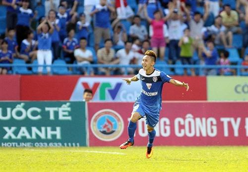 Quảng Ninh dominates V.League Hải Phòng lose top position