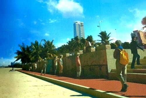 Đà Nẵng to adorn sea dyke with tourist-friendly art