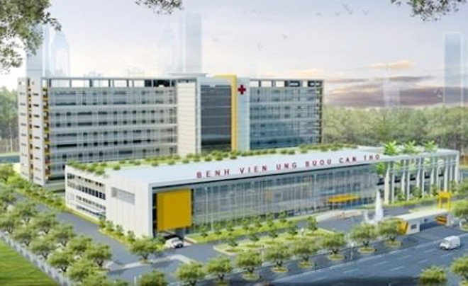 Cần Thơ builds 500-bed oncology hospital for the Mekong Delta