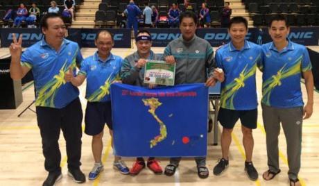VN triumph at Australian veterans table tennis event