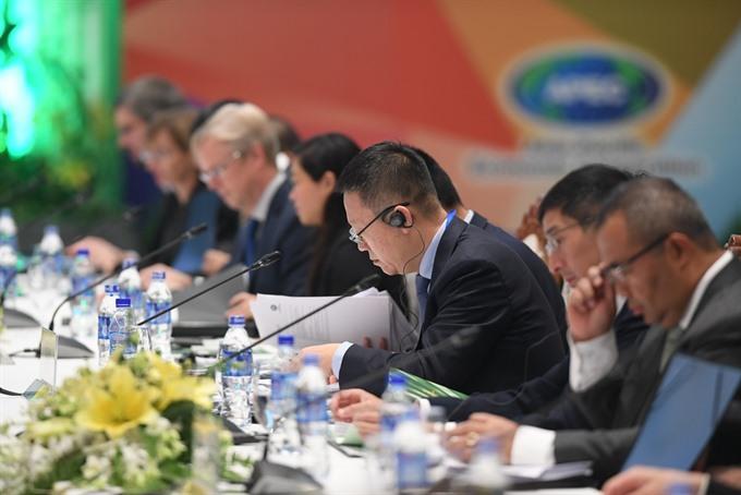 APEC finance and bank deputies meet in Hội An