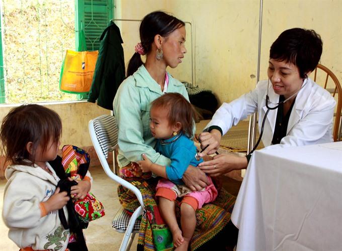 Việt Nam sets 2025 health targets