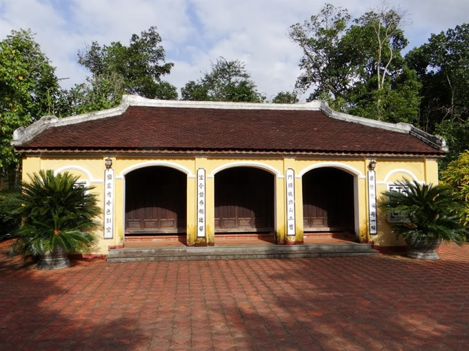 Scholars memorial house to be renovated
