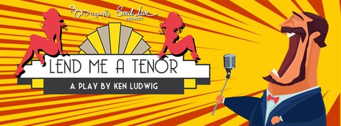 City theatre to stage Ludwigs comedy Lend Me a Tenor