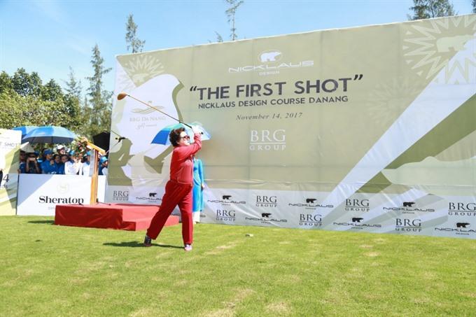 APGS golf summit opens in Đà Nẵng