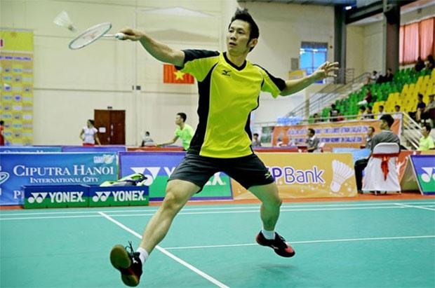 Vietnamese advance at Malaysian Challenge badminton event