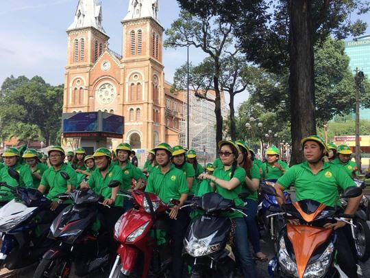 Mai Linh to join hi-tech motorbike taxi game