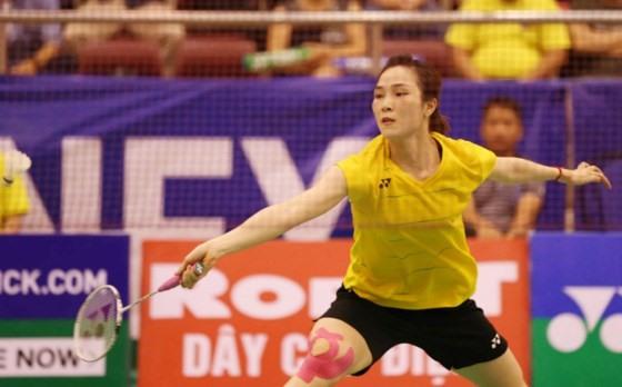 Minh, Trang suffer defeat at Malaysian Challenge's semis