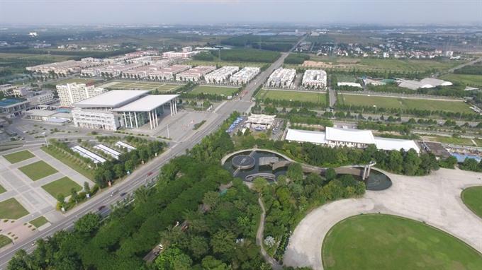 Bình Dương seeks partners to develop smart city