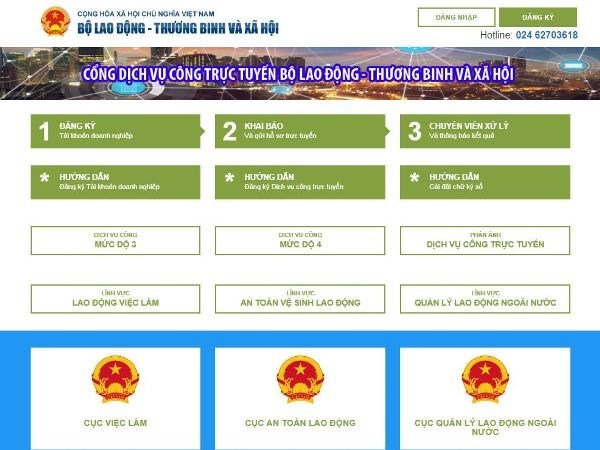 Ministry launches online public services portal - Society